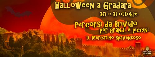 Halloween a Gradara