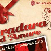 Gradara d'amare - San Valentino al castello di Gradara 14-17 febbraio