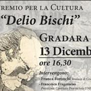 """Premio per la Cultura """"Delio Bischi"""""""