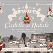 Castello di Natale dal 6 dicembre al 6 gennaio 2015
