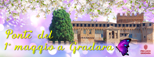 Ponte del 1 maggio al Castello di Gradara