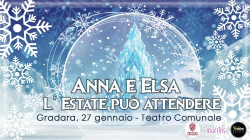 Anna e Elsa - l'Estate può attendere