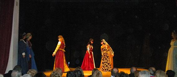 Spettacolo Danze Antiche