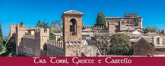 Tra Torri, Grotte e Castello