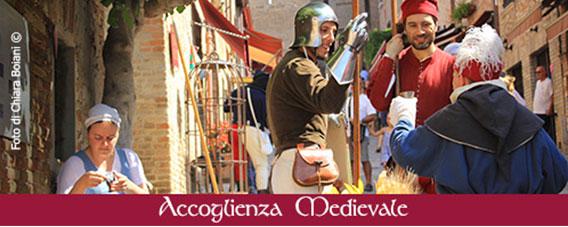 Accoglienza Medievale