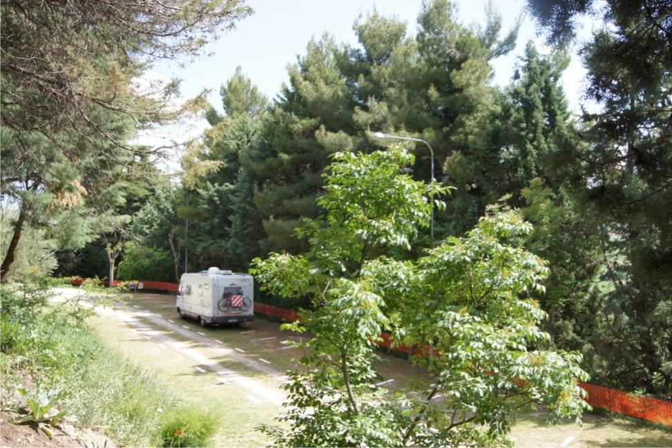 Parcheggio dei cipressi