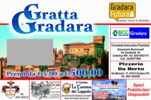 Gratta Gradara, concorso a premi