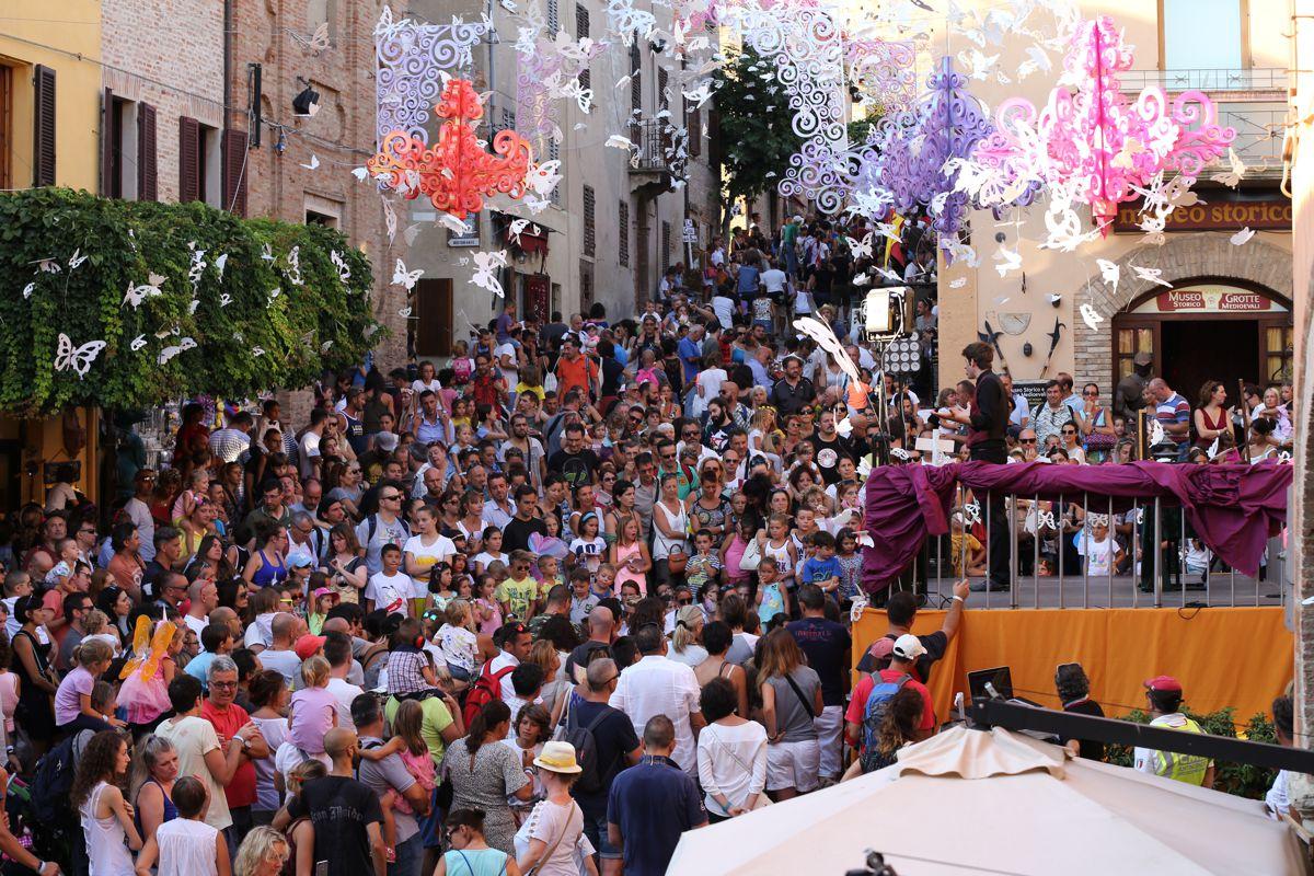 Folla Gradara