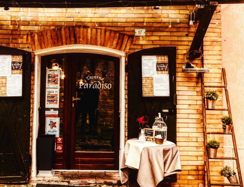 Taverna Paradiso ingresso