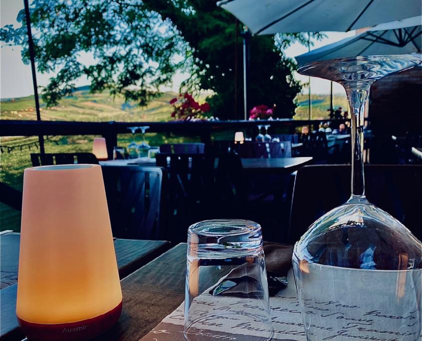 Taverna Paradiso giardino esterno