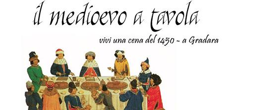 Medioevo a tavola – Estate 2017 I grandi banchetti medievali a Gradara