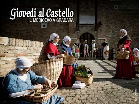 Giovedi al Castello