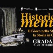 HISTORICAMENTE a Gradara 2018