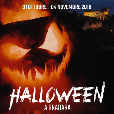 Halloween a Gradara 2018