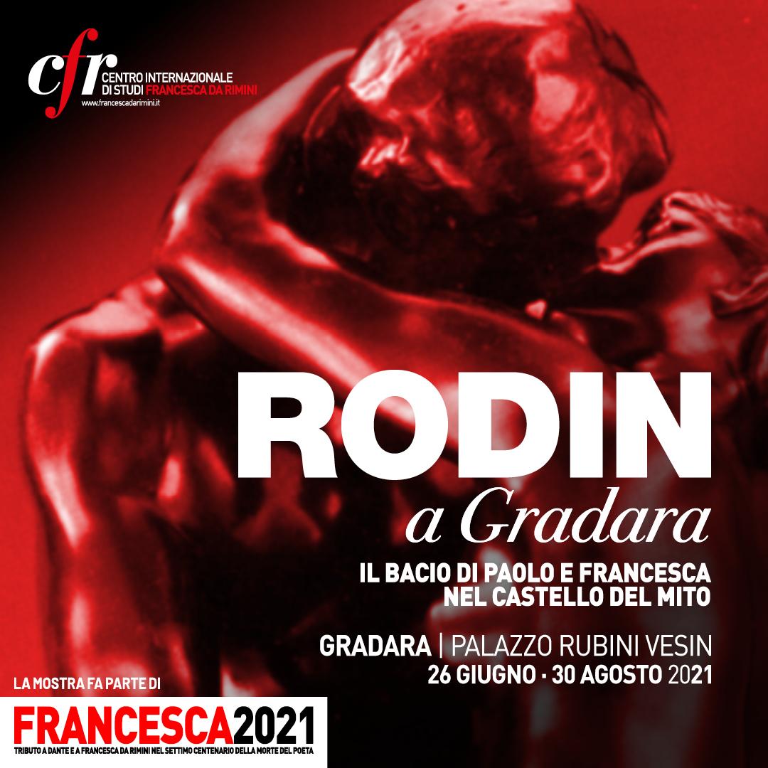 Rodin a Gradara
