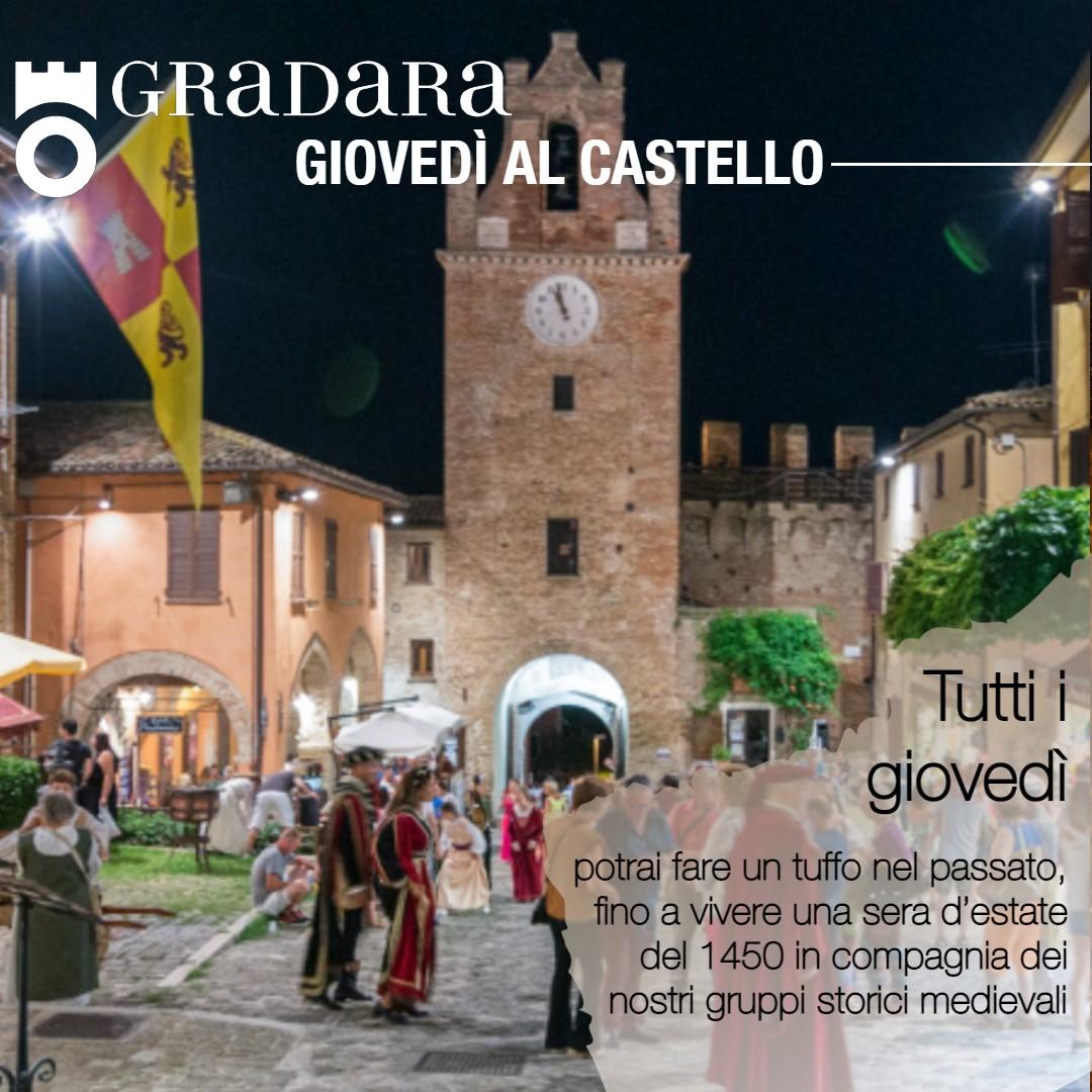 Giovedì al castello