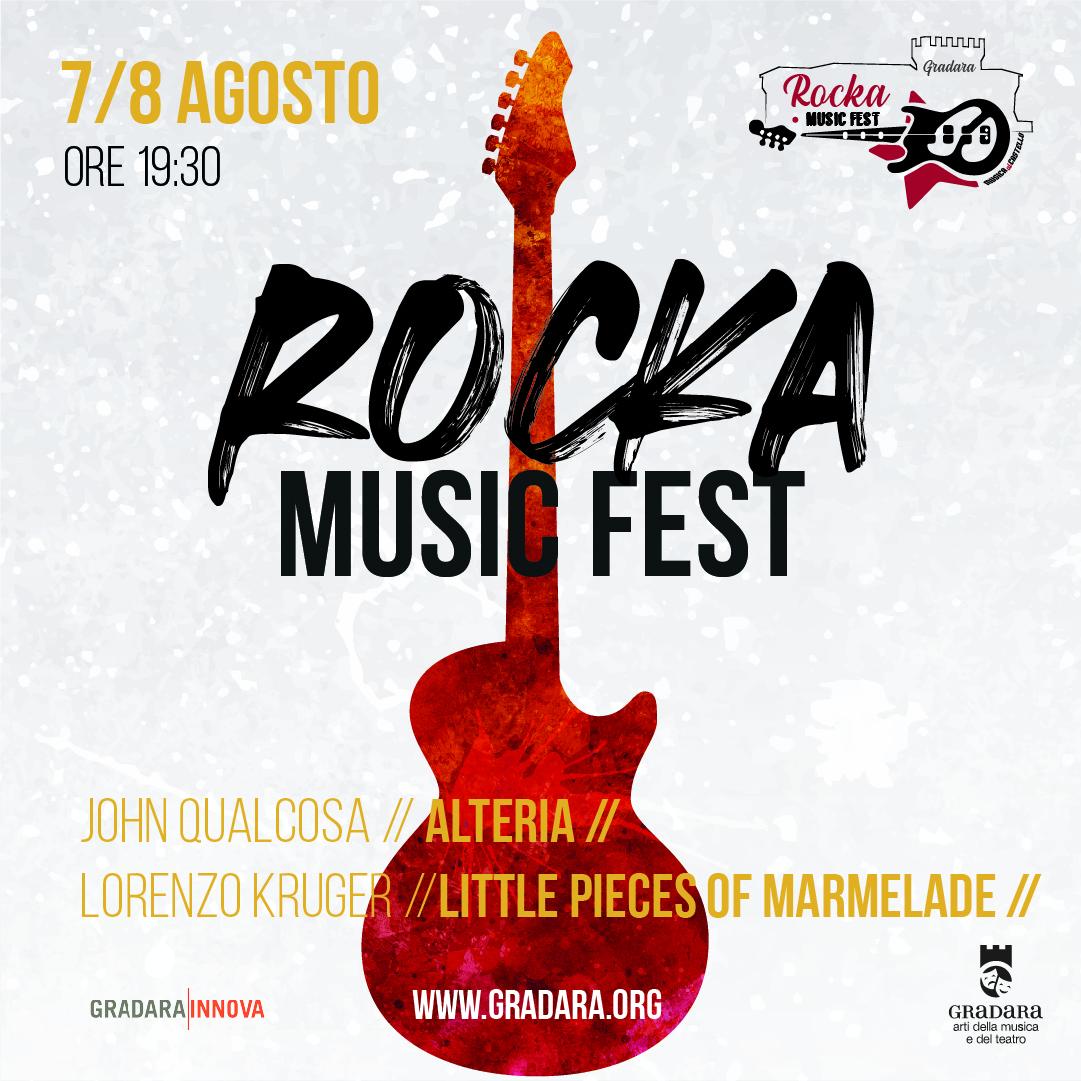 Rocka Music Fest Gradara