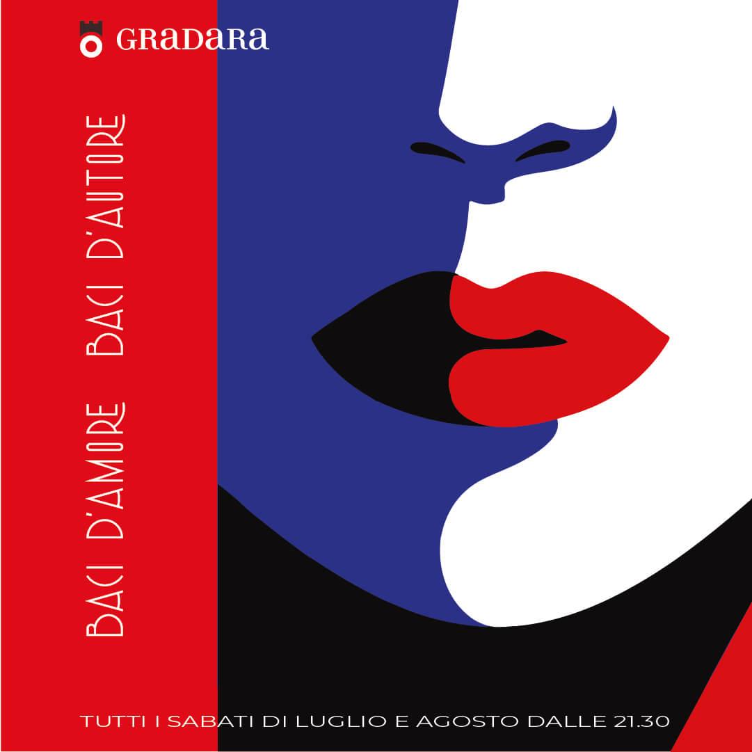 Baci d'amore Baci d'autore Gradara