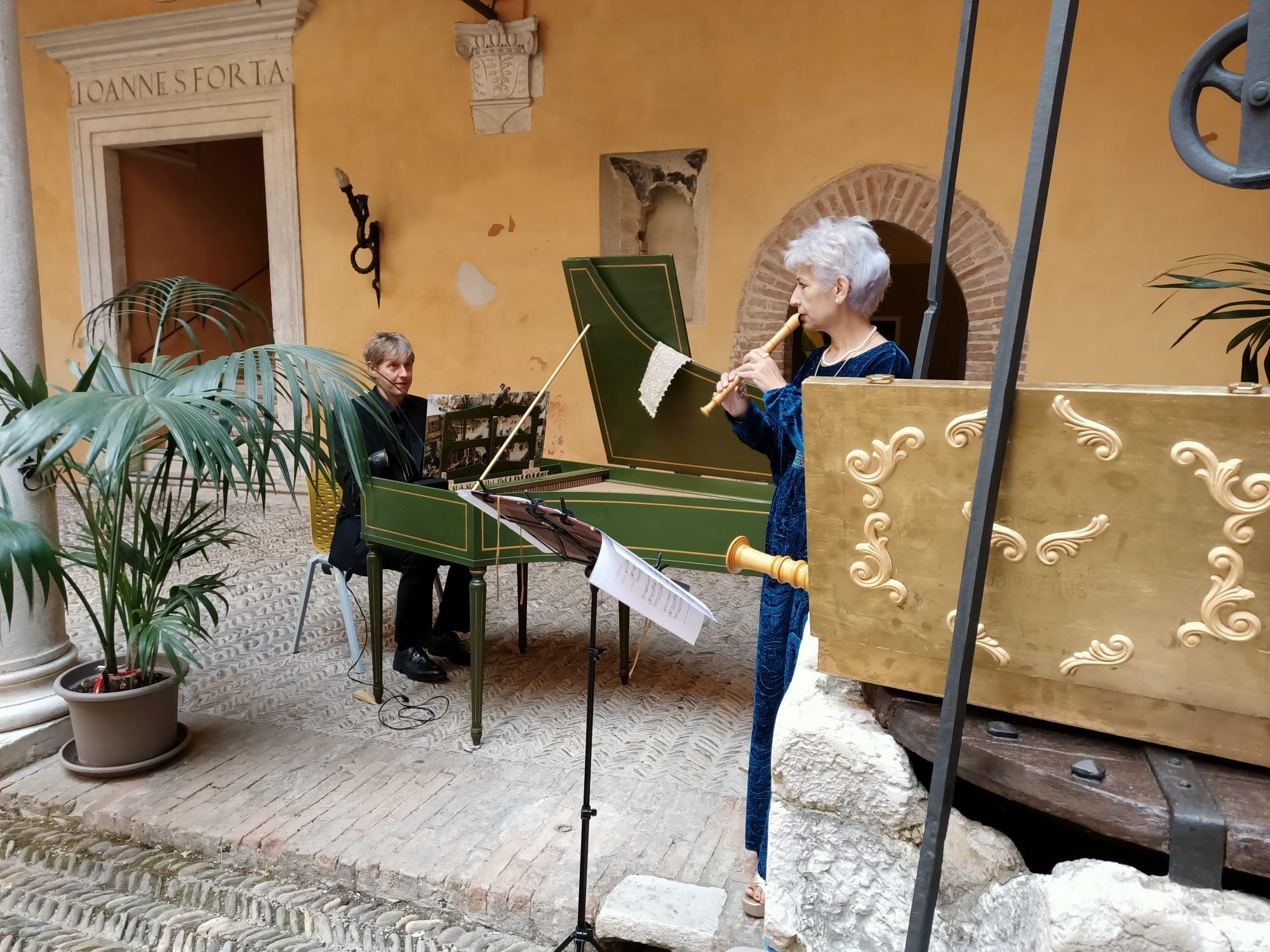 Musicae Amoeni Loci Gradara