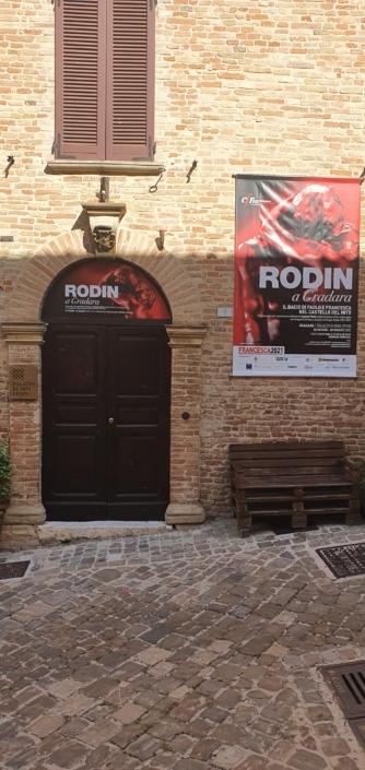 Ingresso Palazzo Rubini Visin