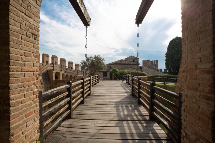 Ponte Levatoio di Gradara