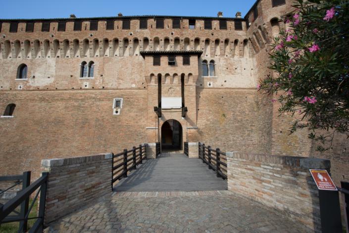 Ponte Levatoio del Castello di Gradara