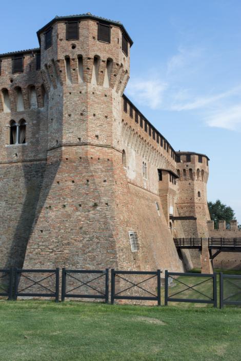 Castello di Gradara - Mastio
